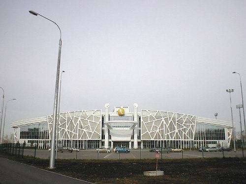 Tennis Academy near Universiade Village in Kazan